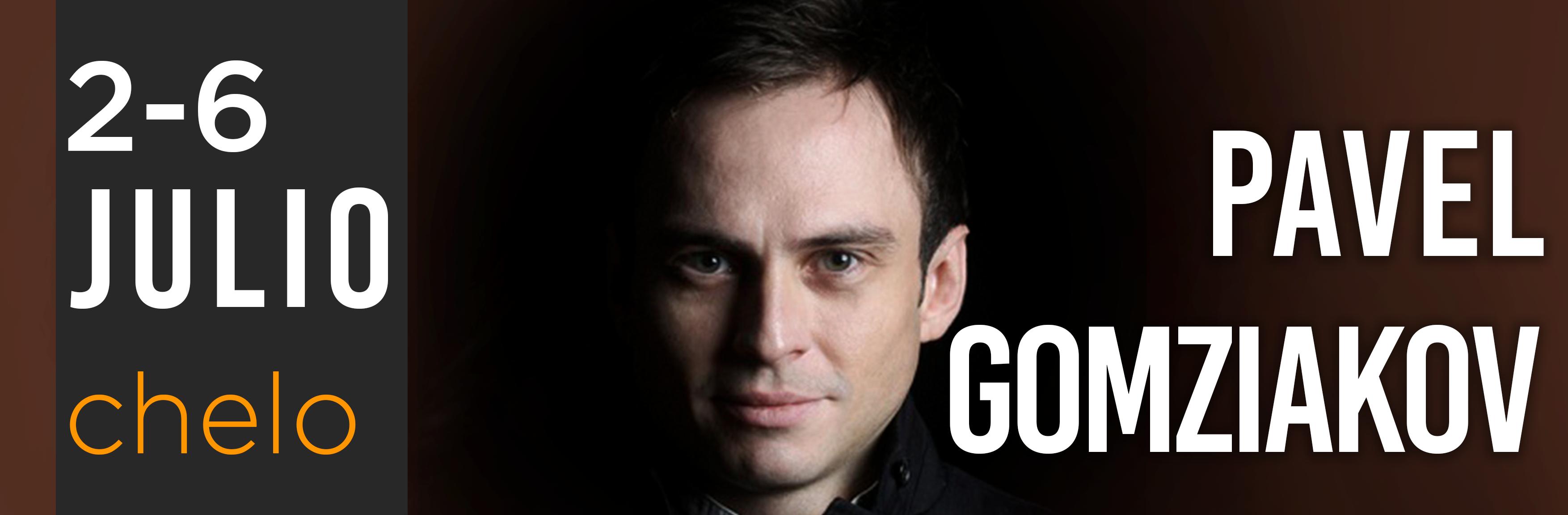 Pavel Gomziakov